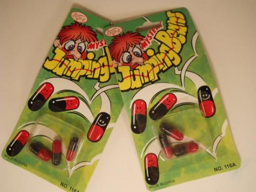 Mystery Jumping Beans - 18 Pcs