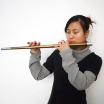 Shooting Flute to Bouquet