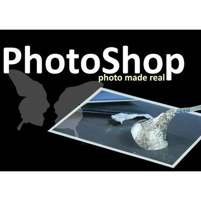 PhotoShop (Props and DVD) by Will Tsai and SM Productionz