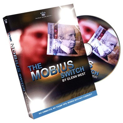 The Mobius Switch by Glenn West and The Blue Crown