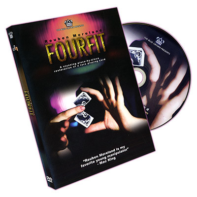 Fourfit by Reuben Moreland and The Blue Crown - DVD