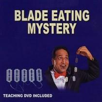 Blade Eating Mystery Deluxe (DVD + Gimmicks)