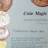 Chameleon Power Set (with DVD) by Johnny Wong