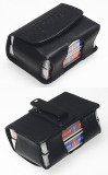 Card Deck Carrier - Leather (Double)