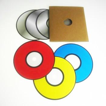 Color Changing Laser Disc