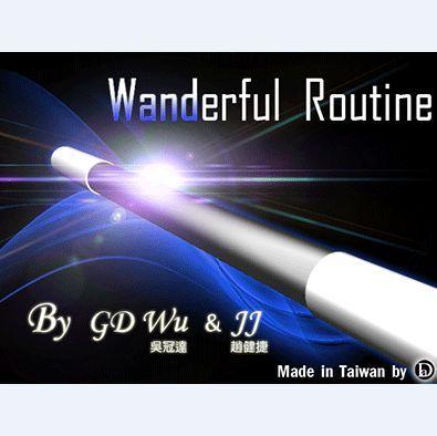 The Wanderful Routine by GD Wu & JJ