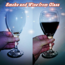 Smoke and Wine from Glass