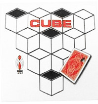 Cube (With DVD) by Shoot Ogawa