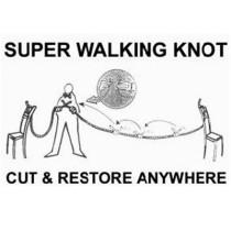 Super Walking Knot