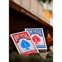 Juxtaposition by Devonte - DVD