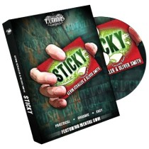Sticky by Kevin Schaller and Oliver Smith - DVD