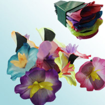 Super Flowers From Fingertips (Fabric)