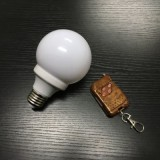 Remote Color Changing Bulb - Four Colors By China Magic