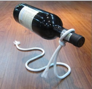 Magic Bottle Holder (Magician's Rope Edition)