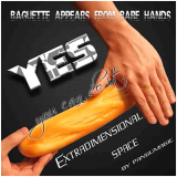 Extradimensional Space (Baguette)
