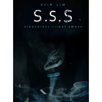 S.S.S. by Shin Lim (DVD + Gimmick)