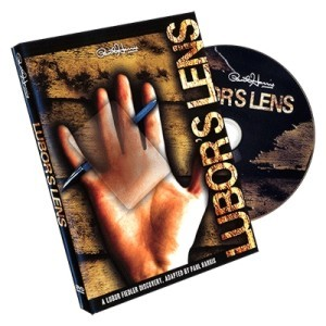 Lubors Lens (DVD and Gimmick) by Paul Harris