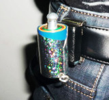Magnetic Appearing Cane Holder