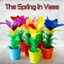 The Spring in Vase