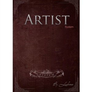 Artist System by Lukas - DVD