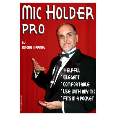 Pro Mic Holder by Quique Marduk