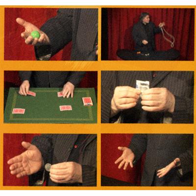 Reverse Topit Gimmick by Jean-Pierre Crispon