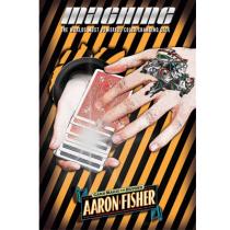 Machine by Aaron Fisher (DVD + Gimmicks)