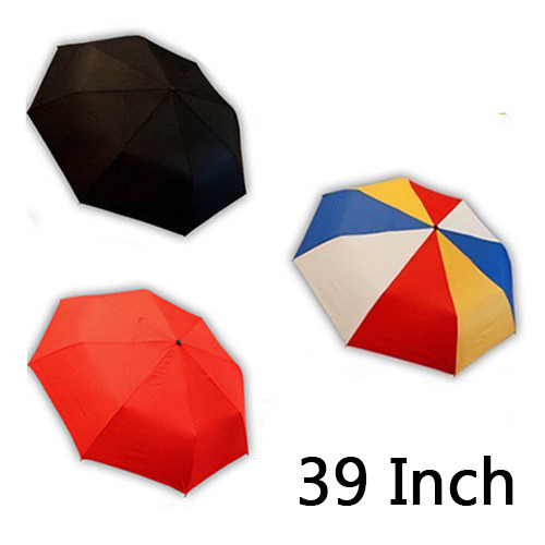 Jumbo Parasol Production - 39 Inch (3 Colors)