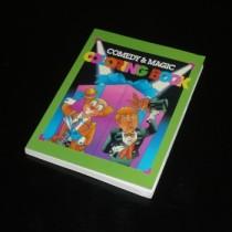Comedy Magic Coloring Book (Mini Size)