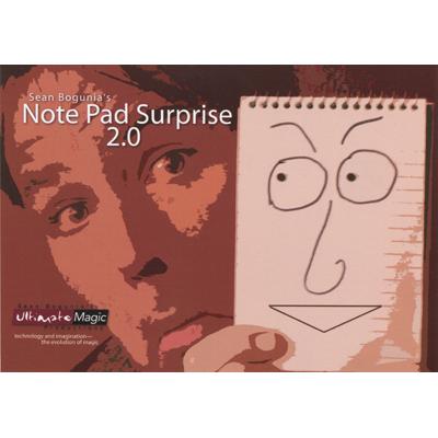 Note Pad Surprise 2.0