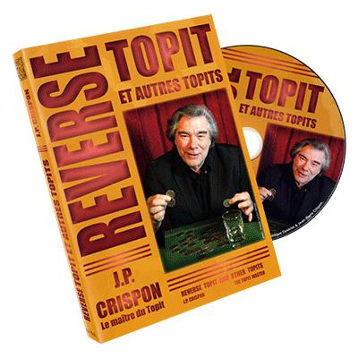 Reverse Topit by Jean-Pierre Crispon - DVD