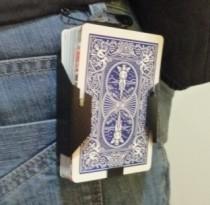 Murray Card Dropper (Deck Explosion)