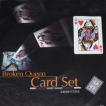 Broken Queen Card Set