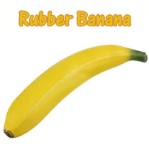 Rubber Banana