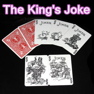 The King's Joke (Bicycle)