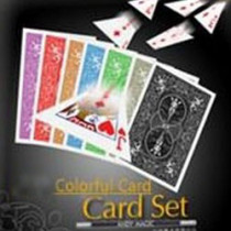 Colorful Card Set