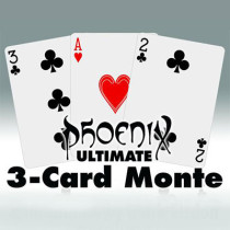 Ultimate 3 Card Monte