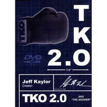 TKO 2.0: The Kaylor Option BLACK and WHITE (Book, DVD and Gimmick) by Jeff Kaylor and Michael Ammar