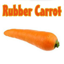 Rubber Carrot