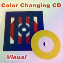 Visual Color Changing CD