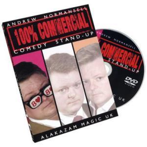100 Percent Commercial - Andrew Normansell (Set of 3 DVDs)