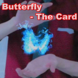 Butterfly - The Card