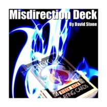 Misdirection Deck - David Stone