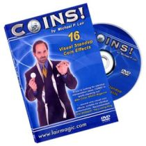 Coins! by Michael P. Lair - DVD