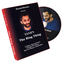 The Ring Thing by Tank - DVD