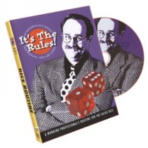 It's The Rules (DICE ROUTINE) by Bob Sheets - DVD