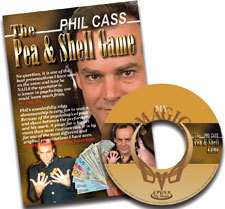 The Pea & Shell Game by Phil Cass - DVD