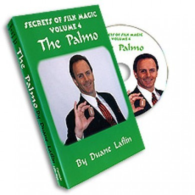 The Palmo - Secrets of Silk Magic DVD Volume4 by Duane Laflin