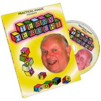 Terry Herbert's Magic For Under 5's DVD