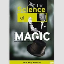 The Science of Magic With Harry Anderson - DVD